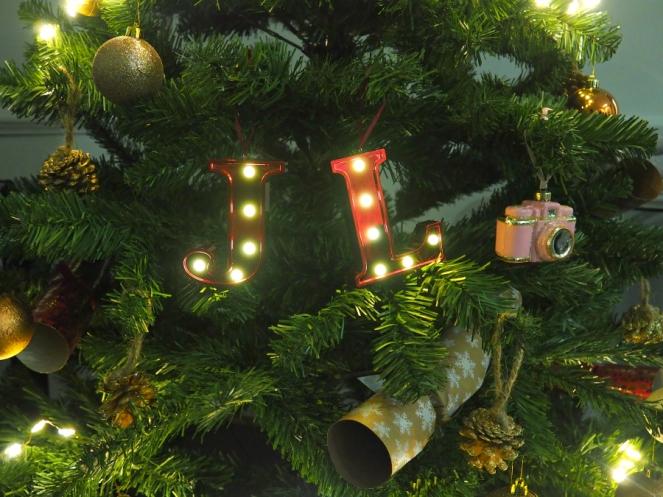 John Lewis Christmas Tree Camera Decoration Lights
