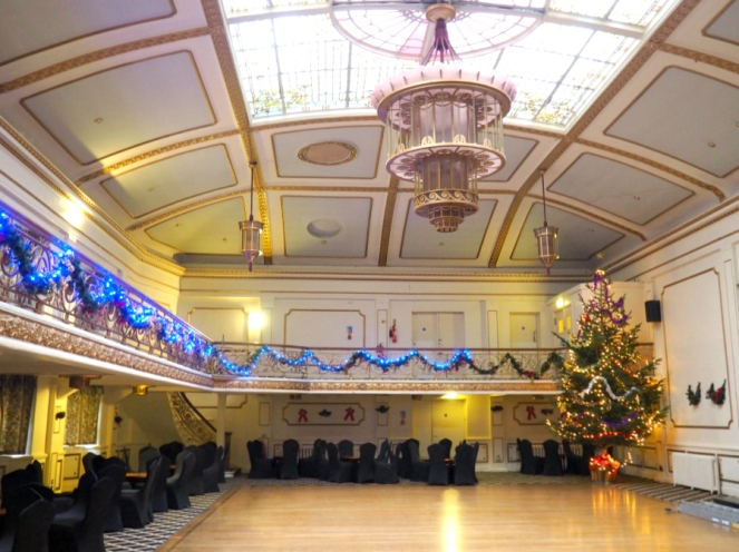 The Prince of Wales Southport Ballroom Christmas