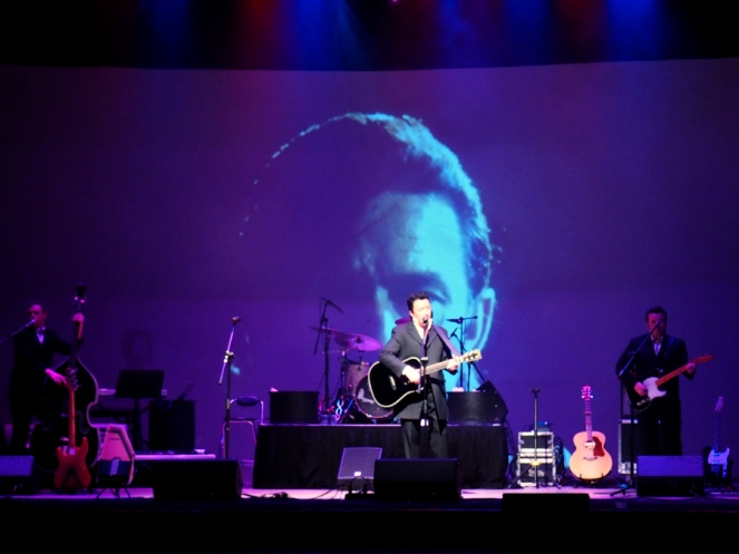 Johnny Cash Roadshow Tribute Live Music Southport Theatre