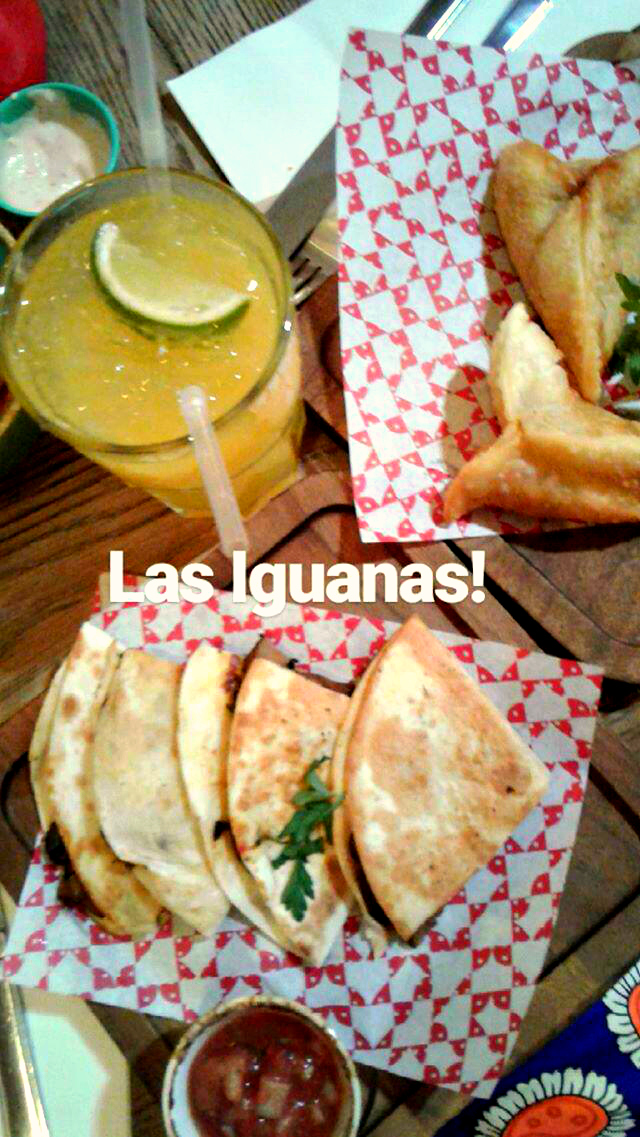 Las Iguanas Tapas Stratford Westfield London Food Blog Blogger