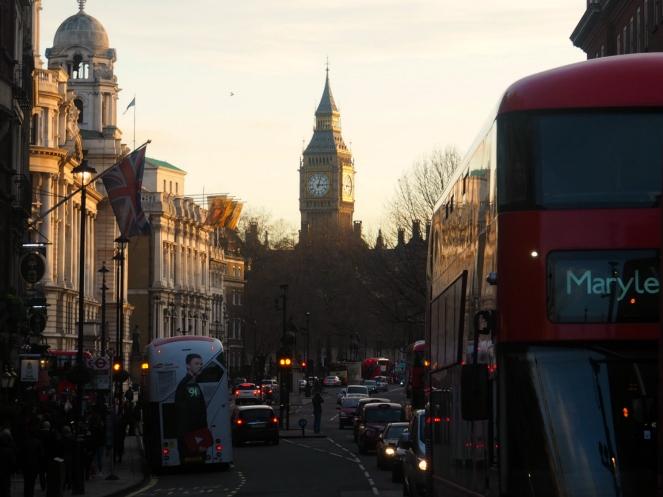 Big Ben London Red Bus