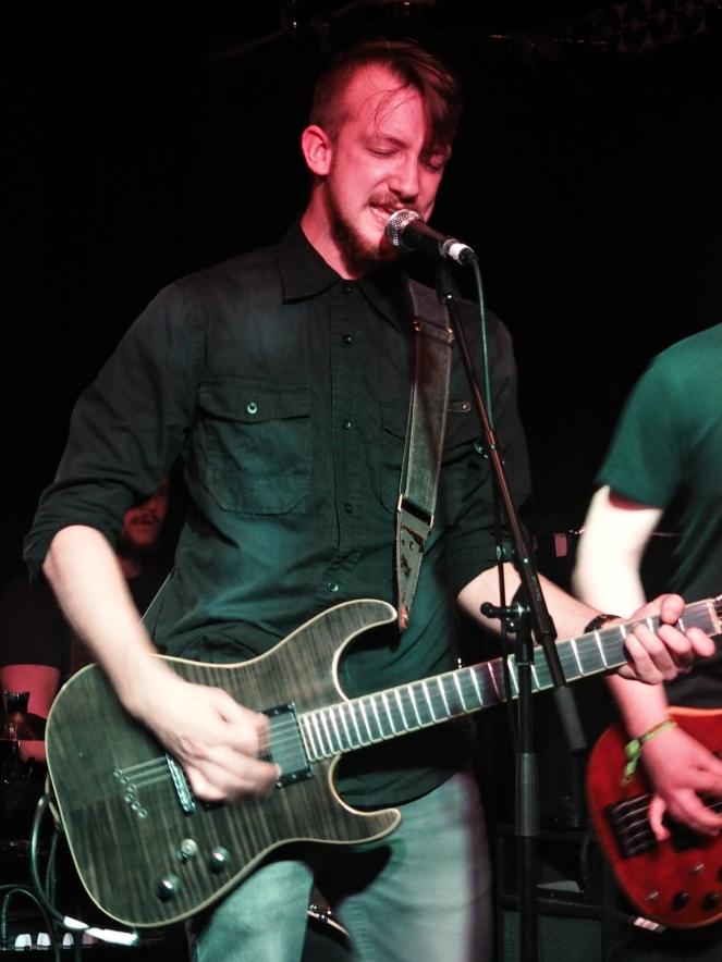 Red Hook Guitarist Singer Live at Surya London Music Blog Blogger