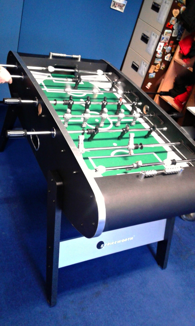 Expat Explore Foosball Table