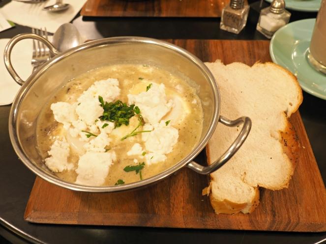 Cafe Loren Shakshuka Camden London Food Blog Blogger