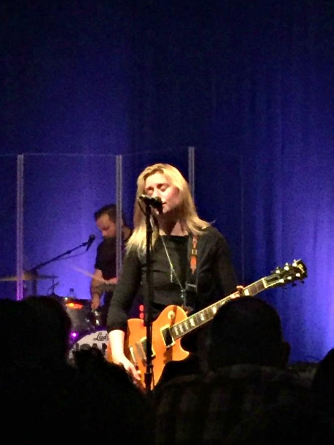 Joanne Shaw Taylor Female Singer Guitarist Live Music London Blog Blogger