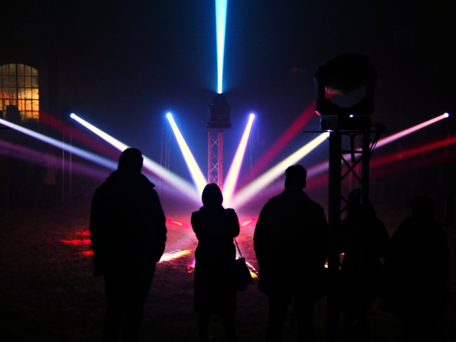 Luxembourg Multiplica Digital Media Festival at Rotondes the Rise of the Machines