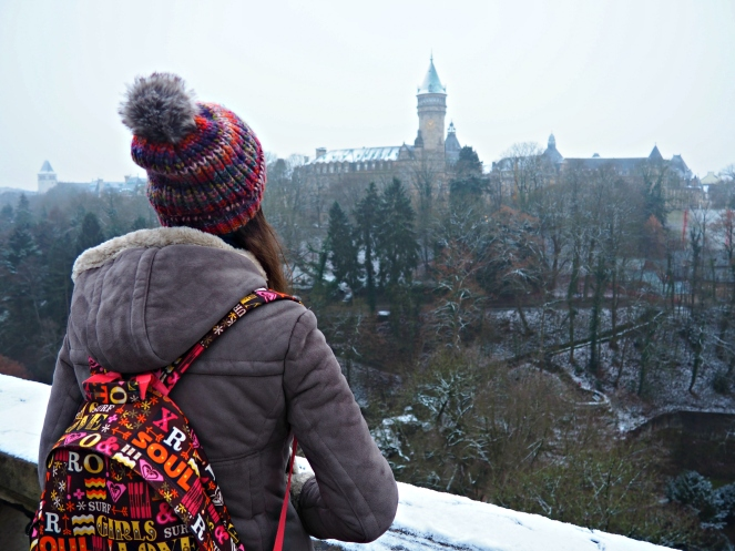 Luxembourg in the Winter Travel Blog Blogger